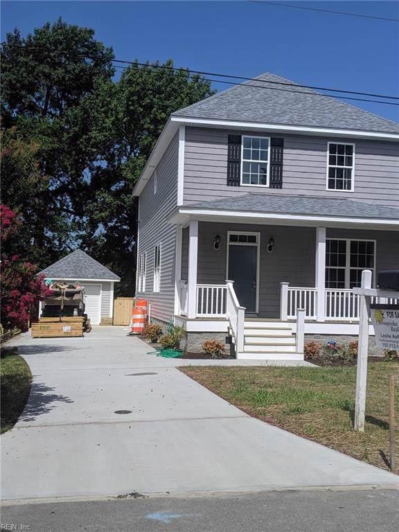 539 Lucas Ave, Norfolk, VA 23502 (#10271004) :: Kristie Weaver, REALTOR