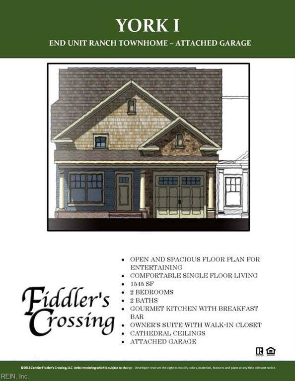 Lot 10 Fiddler's Ln, Gloucester County, VA 23061 (#10271075) :: RE/MAX Central Realty
