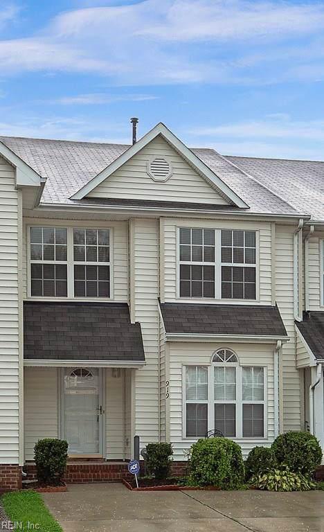 919 Allendale Dr, Hampton, VA 23669 (#10271138) :: Momentum Real Estate