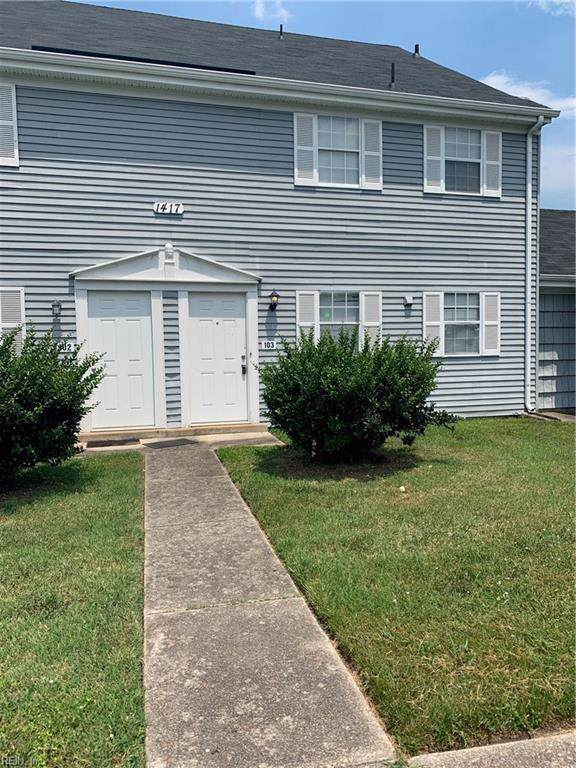 1417 Wentworth Dr #103, Virginia Beach, VA 23453 (#10271152) :: RE/MAX Alliance