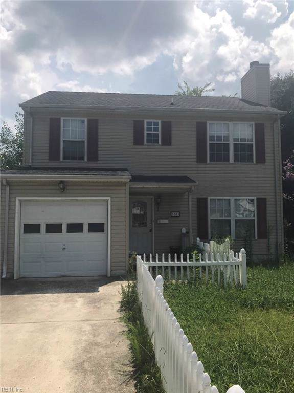 3803 High St, Portsmouth, VA 23707 (#10271290) :: Kristie Weaver, REALTOR