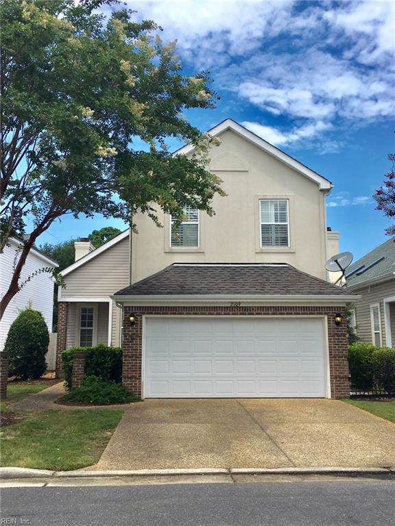 2109 Creeks Edge Dr, Virginia Beach, VA 23451 (#10271294) :: Vasquez Real Estate Group