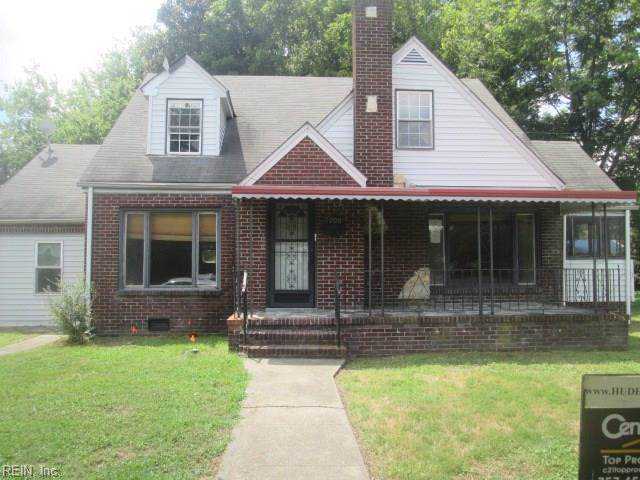 2700 Magnolia St, Portsmouth, VA 23704 (#10271328) :: Berkshire Hathaway Home Services