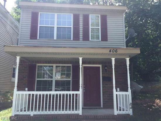 406 Craig St, Norfolk, VA 23523 (MLS #10271408) :: Chantel Ray Real Estate