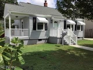 318 Beechwood Ave, Norfolk, VA 23505 (#10272168) :: Abbitt Realty Co.