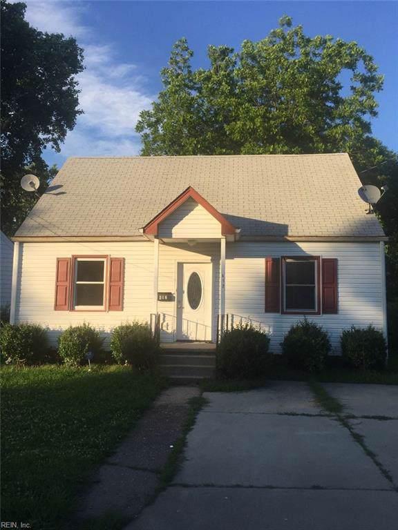 412 Worster Ave, Hampton, VA 23669 (#10273110) :: Abbitt Realty Co.