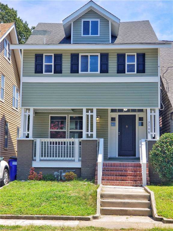 3708 Colonial Ave, Norfolk, VA 23508 (#10273222) :: The Kris Weaver Real Estate Team