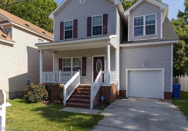 1813 Warfield St, Chesapeake, VA 23324 (#10273253) :: Abbitt Realty Co.