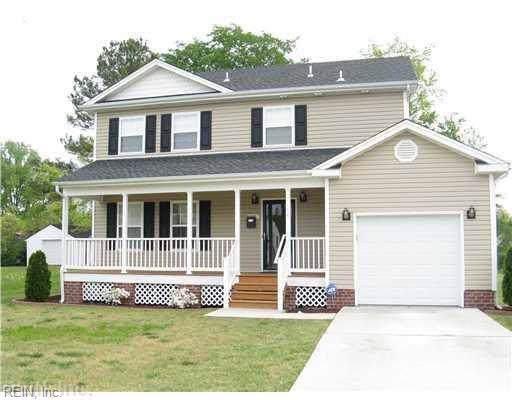 14 Victor St, Hampton, VA 23669 (#10274398) :: Avalon Real Estate
