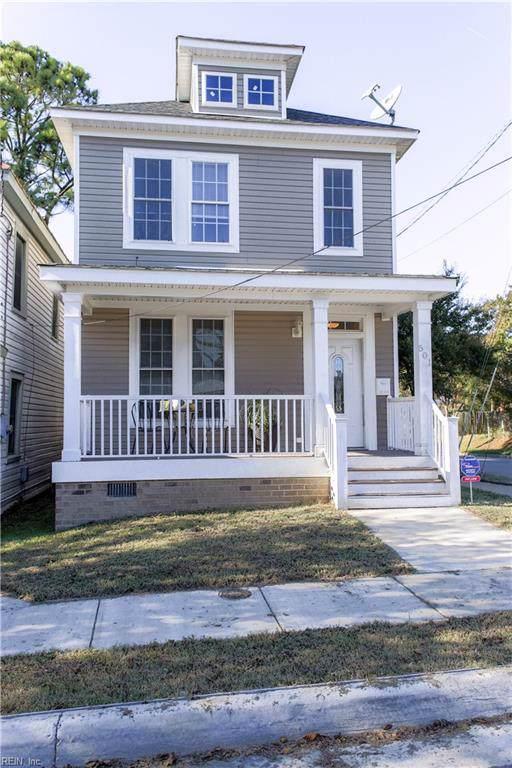 501 Middlesex St, Norfolk, VA 23523 (#10274403) :: Kristie Weaver, REALTOR