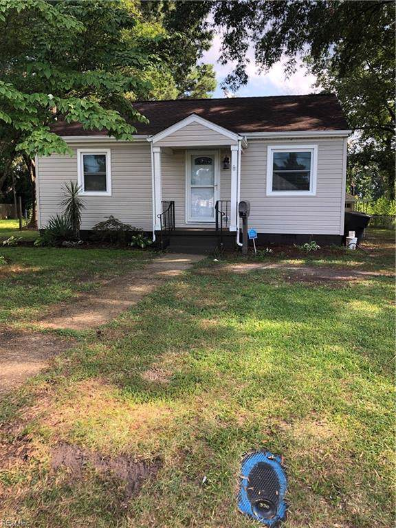 219 Derby Rd, Portsmouth, VA 23702 (MLS #10274436) :: Chantel Ray Real Estate