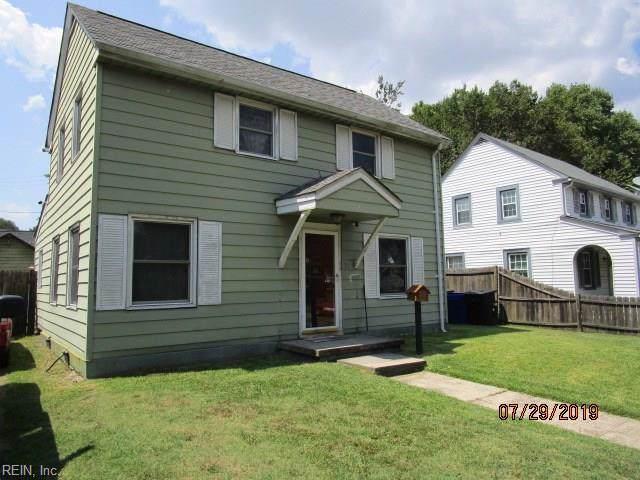 23 Burtis St, Portsmouth, VA 23702 (#10274639) :: Berkshire Hathaway HomeServices Towne Realty