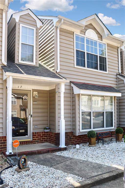 17 Sweet Gum Pl, Hampton, VA 23666 (#10274702) :: RE/MAX Alliance