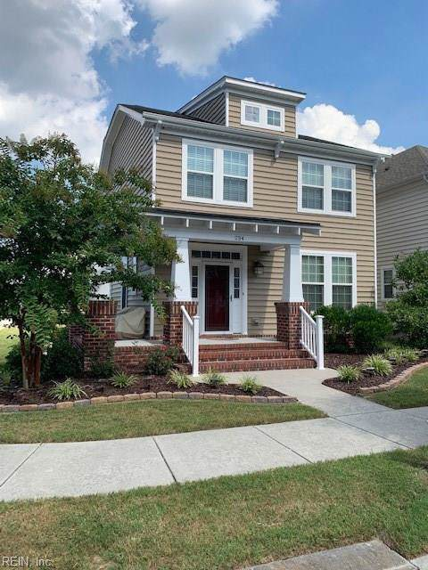 234 Tigerlilly Dr, Portsmouth, VA 23701 (#10274807) :: RE/MAX Central Realty
