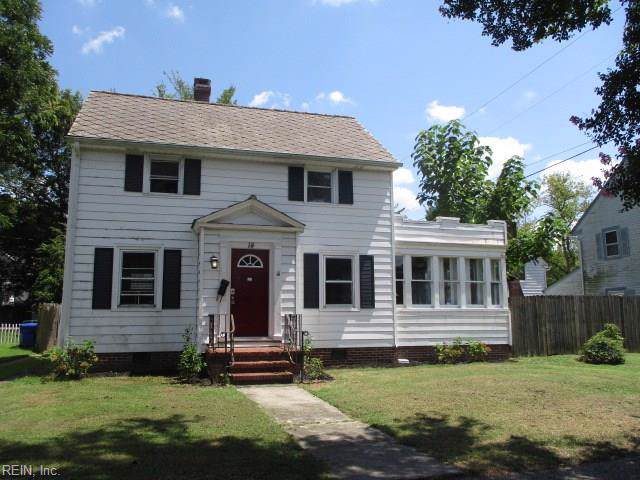 14 Prospect Pw, Portsmouth, VA 23702 (#10275016) :: Berkshire Hathaway HomeServices Towne Realty