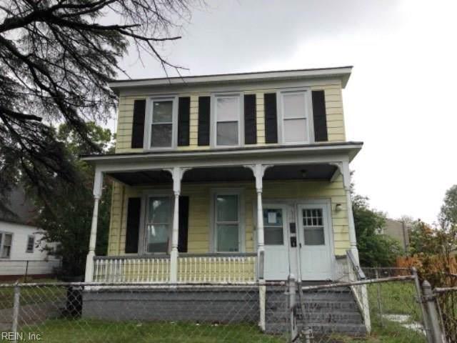 1622 Prentis Ave, Portsmouth, VA 23704 (#10275393) :: Abbitt Realty Co.