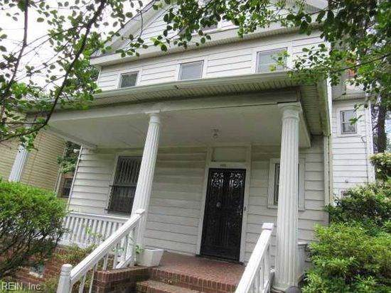 2100 Elm Ave, Portsmouth, VA 23704 (#10275554) :: Abbitt Realty Co.