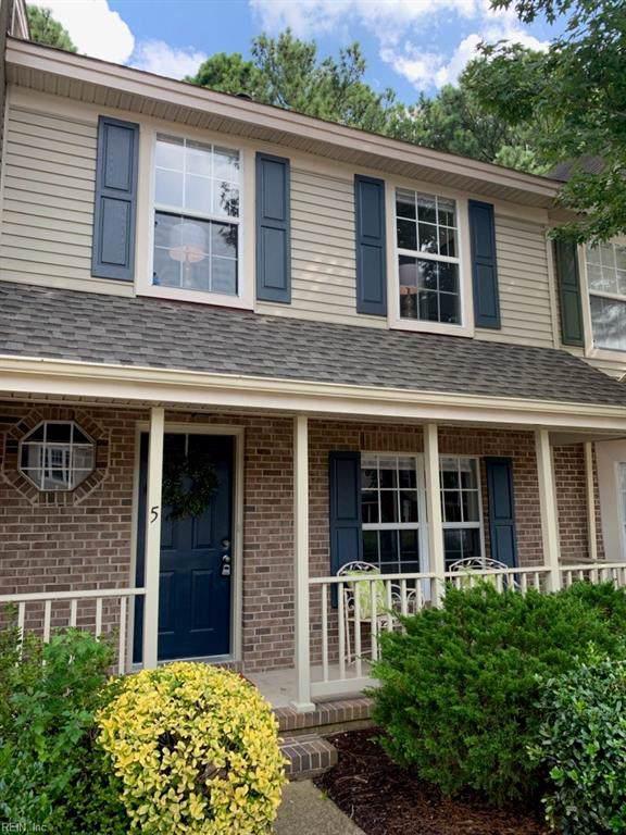 5 Woodall Dr, Hampton, VA 23666 (#10275682) :: Abbitt Realty Co.