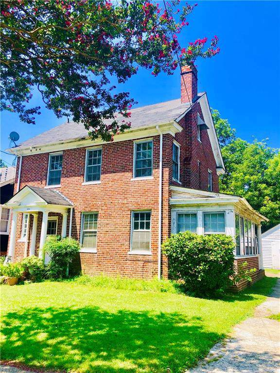 331 Cedar St St, Suffolk, VA 23434 (#10275920) :: Abbitt Realty Co.