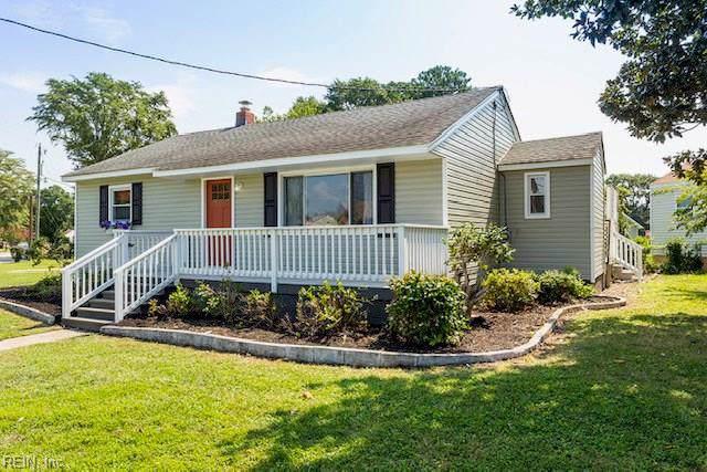 421 Truman Cir, Portsmouth, VA 23701 (#10275937) :: Abbitt Realty Co.
