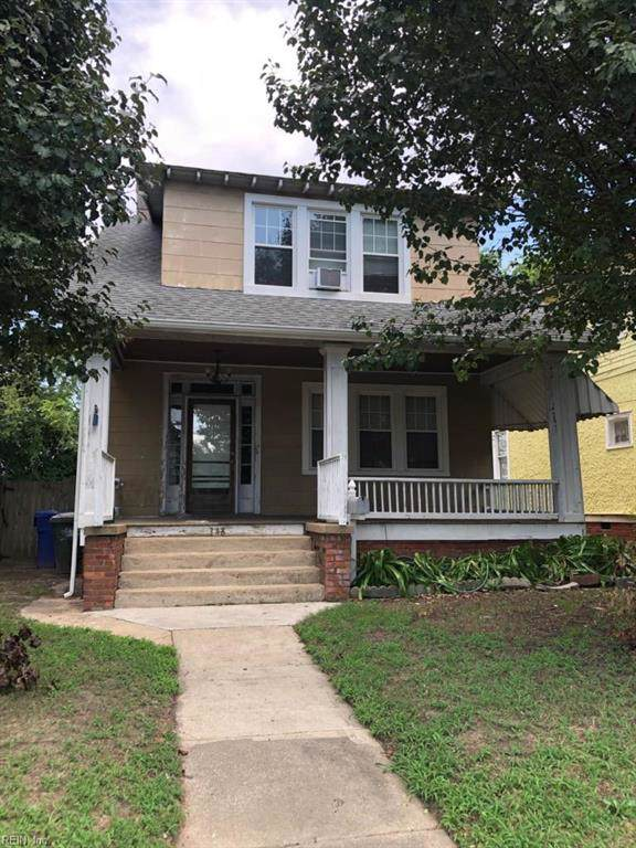 348 58th St, Newport News, VA 23607 (#10276207) :: Abbitt Realty Co.