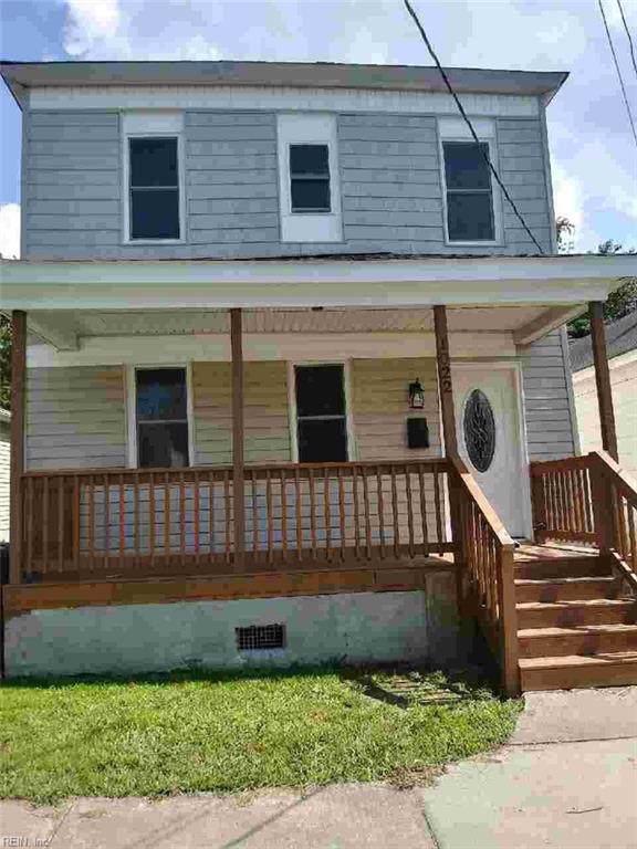 1022 32nd St, Newport News, VA 23607 (#10276474) :: The Kris Weaver Real Estate Team