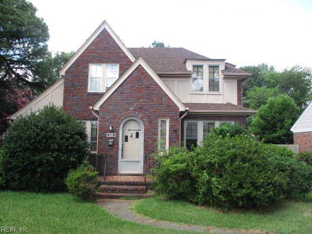 3725 Western Branch Blvd, Portsmouth, VA 23707 (#10276621) :: Upscale Avenues Realty Group