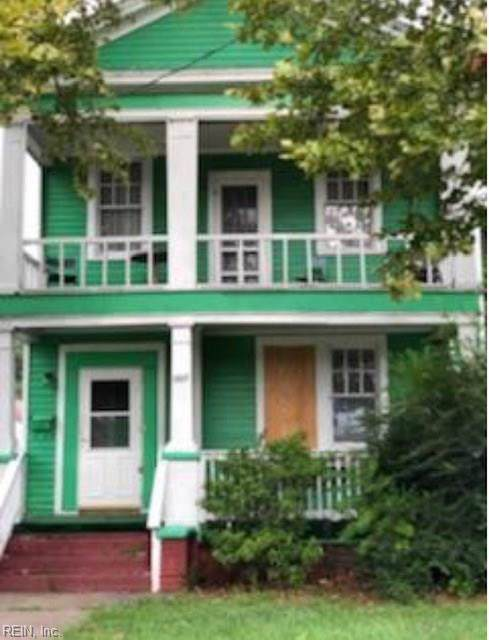 1805 Elm Ave, Portsmouth, VA 23704 (#10276829) :: Berkshire Hathaway Home Services