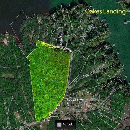 Lot 2 Oakes Landing Dr, Middlesex County, VA 23149 (#10276862) :: RE/MAX Central Realty