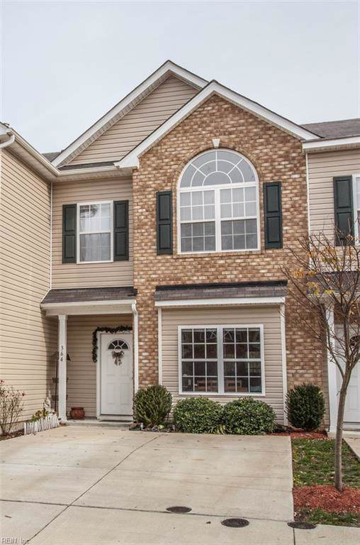 364 Fort St, Newport News, VA 23608 (#10277280) :: The Kris Weaver Real Estate Team