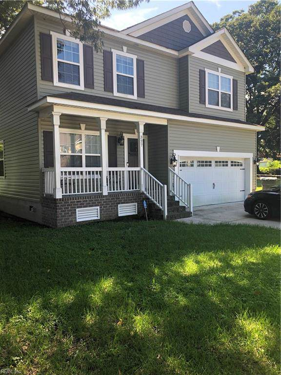 327 Hollywood Ave, Hampton, VA 23661 (#10277372) :: Austin James Realty LLC