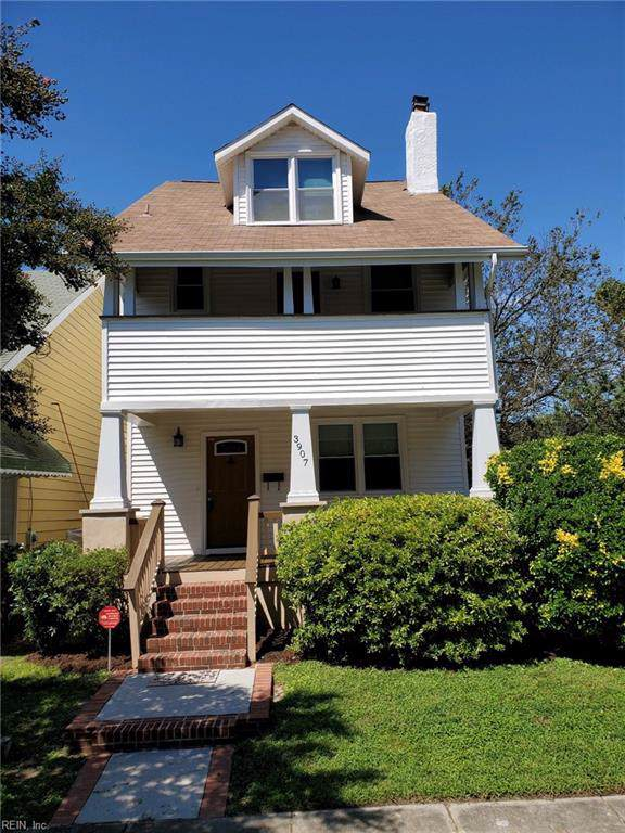 3907 Newport Ave, Norfolk, VA 23508 (#10277395) :: Upscale Avenues Realty Group