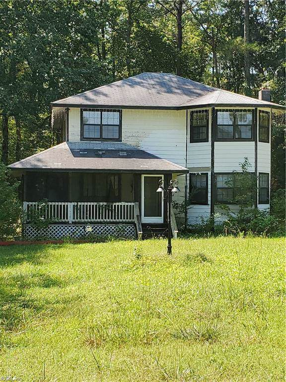 5950 Beaverdam Rd, Surry County, VA 23881 (#10277467) :: RE/MAX Alliance