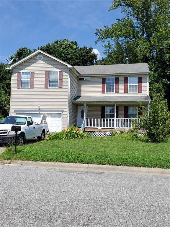 1210 Woods Edge Cir, Suffolk, VA 23434 (#10277515) :: Abbitt Realty Co.