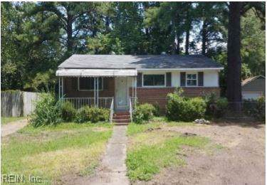 515 Mclean St, Portsmouth, VA 23701 (MLS #10277555) :: Chantel Ray Real Estate
