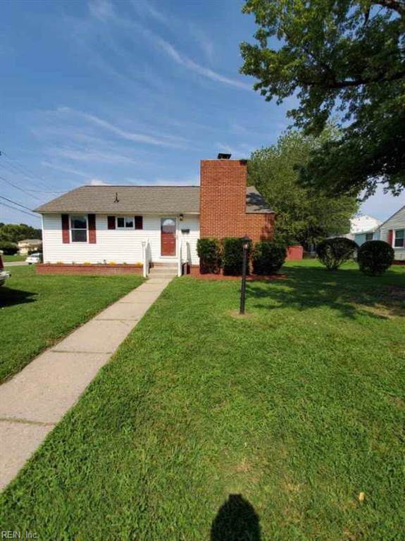62 Calvary Ter, Hampton, VA 23666 (#10277894) :: Austin James Realty LLC