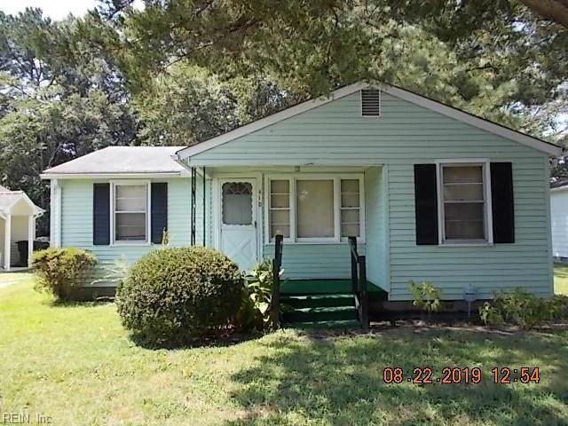 410 Madison St, Franklin, VA 23851 (#10277980) :: Abbitt Realty Co.