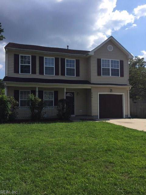 849 W 43rd St, Norfolk, VA 23508 (#10278176) :: Berkshire Hathaway HomeServices Towne Realty