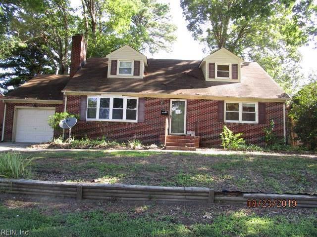 83 Jefferys Dr, Newport News, VA 23601 (#10278305) :: Abbitt Realty Co.