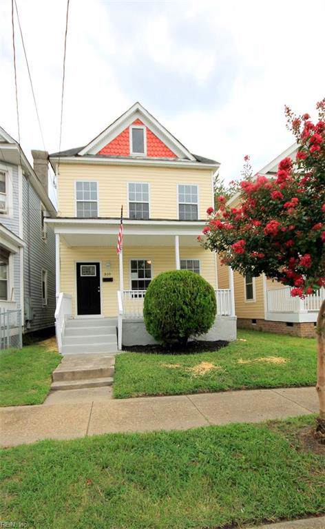 310 W 26th St, Norfolk, VA 23517 (#10278490) :: Berkshire Hathaway HomeServices Towne Realty