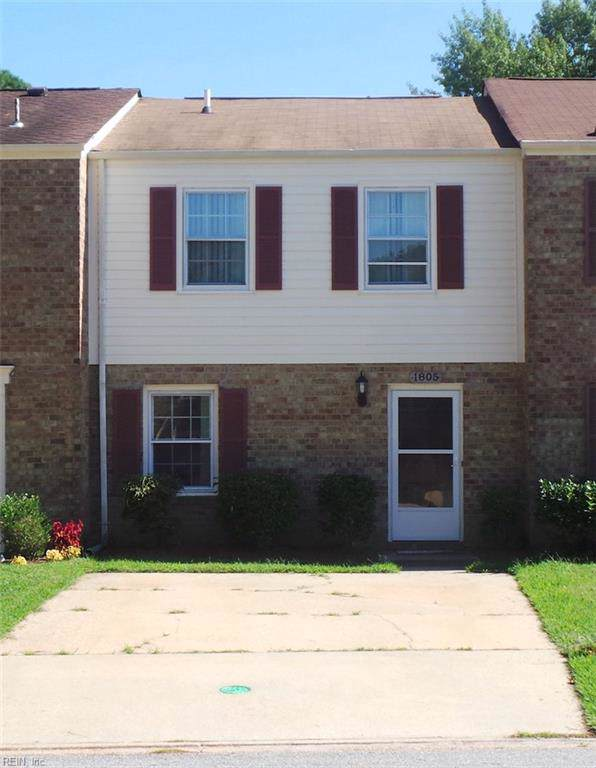 1805 Sheringham East, Virginia Beach, VA 23454 (#10279409) :: Rocket Real Estate