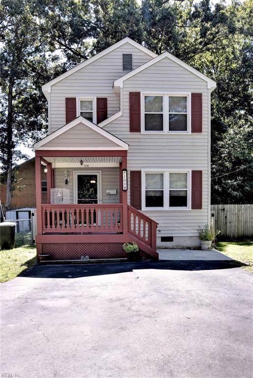 108 B Deep Creek Rd, Newport News, VA 23606 (#10279417) :: Abbitt Realty Co.