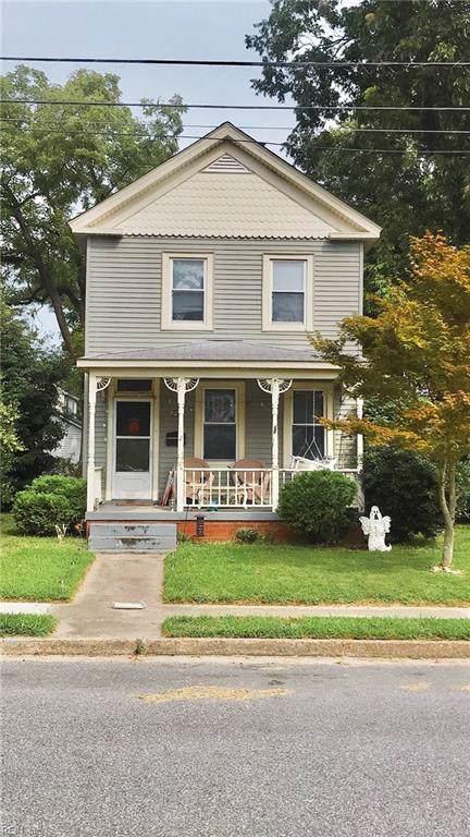 12 Holly St, Hampton, VA 23669 (MLS #10279809) :: AtCoastal Realty
