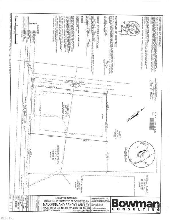 280 Drum Hill Rd, Gates County, NC 27926 (MLS #10280301) :: AtCoastal Realty
