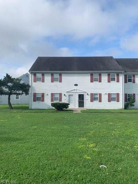 3604 Harbinger Rd #102, Virginia Beach, VA 23453 (#10280322) :: Rocket Real Estate