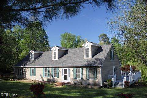 29855 The Trail, King & Queen County, VA 23110 (#10280441) :: Berkshire Hathaway HomeServices Towne Realty