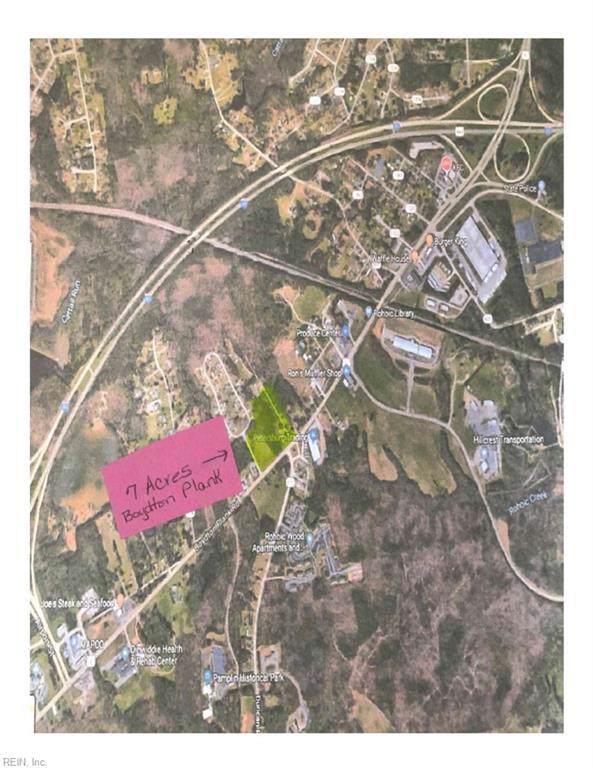 7AC Boydton Plank Rd, Dinwiddie County, VA 23841 (MLS #10280613) :: Chantel Ray Real Estate