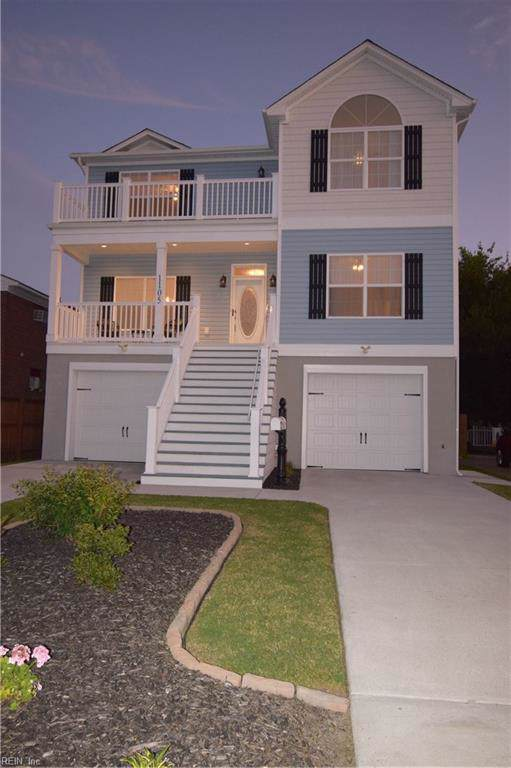 1105 Ocean View Ave, Norfolk, VA 23503 (#10280653) :: Kristie Weaver, REALTOR