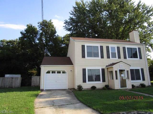 7 Roundtree Cir, Hampton, VA 23661 (MLS #10280805) :: AtCoastal Realty