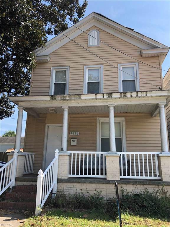 1322 18th St, Chesapeake, VA 23324 (MLS #10280852) :: AtCoastal Realty
